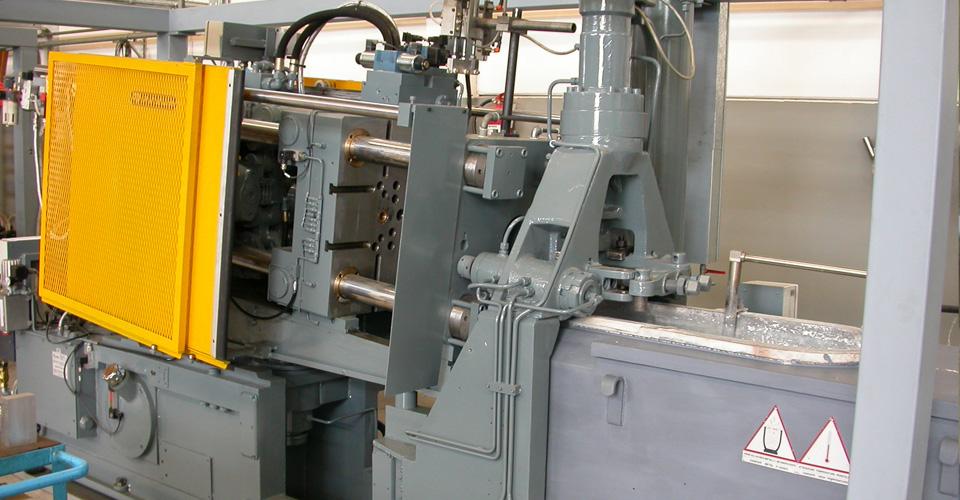 HOT-CHAMBER DIECASTING MACHINES