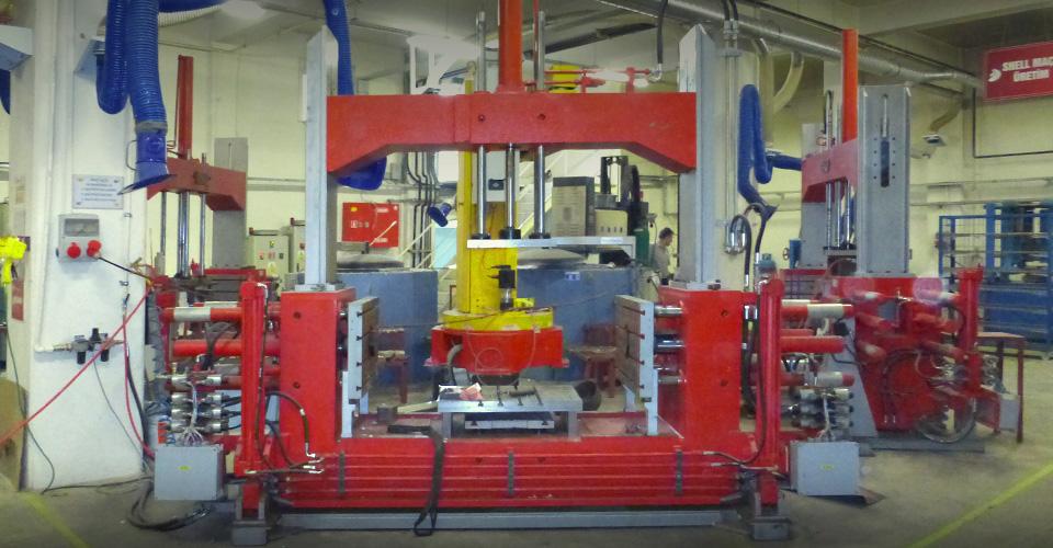 GRAVITY CASTING MACHINES